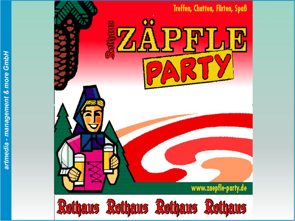 Rothaus Zäpfle Party