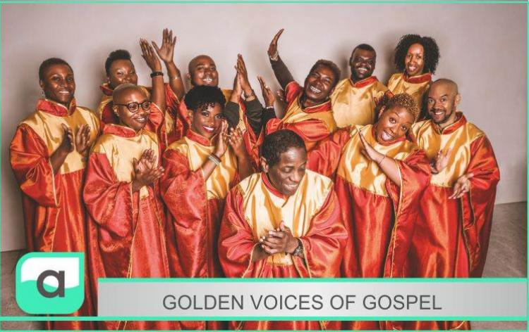 Golden Voices Of Gopsel